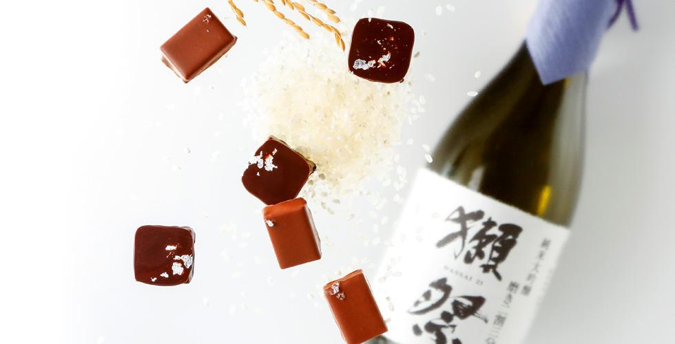 獺祭ショコラ