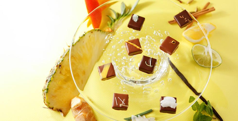 夏のリフレッシュショコラ~冷やして食べるショコラ~