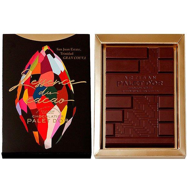 画像1: L'essence du cacao( レッセンス デュ カカオ グランクヴァ72%ビター) (1)